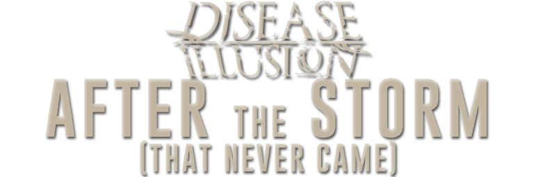 disease illusion logo with new album title